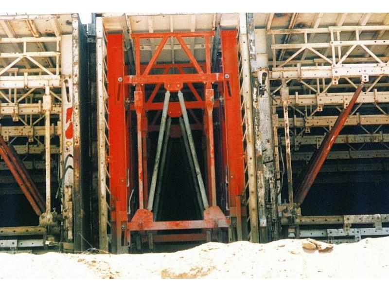 Hidrolik Operasyonlu Tam Tünel Kalıpları
